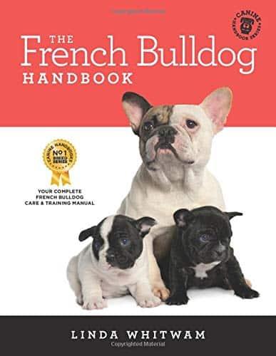 The French Bulldog Handbook Book Cover